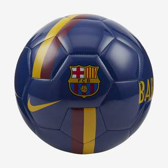 Nike Soccer Ball FC Barcelona Supporters