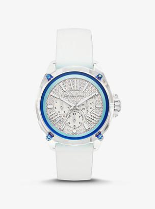 Michael Kors Wren Pave Watch