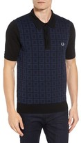 Fred Perry Men's Jacquard Polo