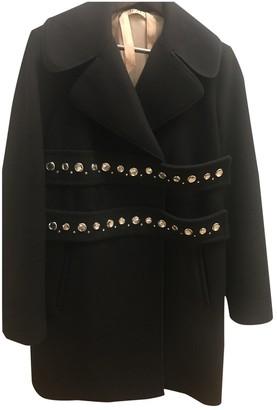 N°21 N21 Black Wool Coat for Women