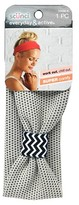 Conair SCUNCI Textured Gathered Detailed Headwrap 1pk.