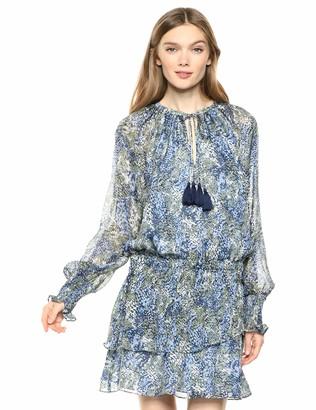Ramy Brook Women's Brinley Printed Mini Dress
