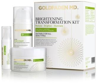 Goldfaden Brightening Transformation Kit