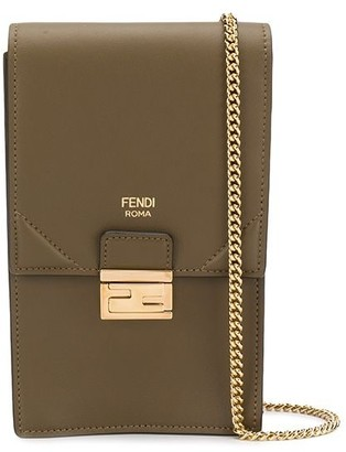 Fendi Kan U vertical wallet-on-chain
