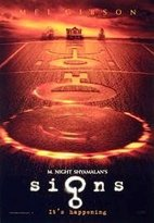Gibson 1art1 Posters: Signs Poster - Mel Gibson, One Sheet (39 x 28 inches)