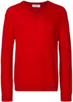 Jil Sander V-neck sweater