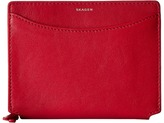 Skagen Ryle Medium Zip Wallet