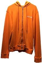 Helmut Lang Orange Cotton Knitwear for Women