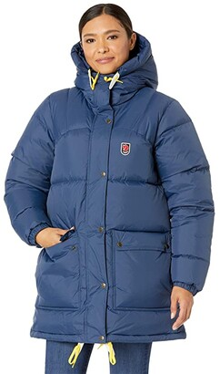 Fjallraven Expedition Down Jacket (Navy) Women's Coat