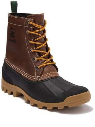 Kamik Yukon 6 Waterproof Insulated Three-Season Boot
