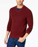 Tommy Bahama Menandrsquo;s Las Palmas Reversible V-Neck Sweater
