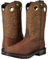 John Deere 11 Pull-On Soft Toe Men's Boots