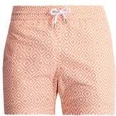 FRESCOBOL CARIOCA Angra Sports printed swim shorts
