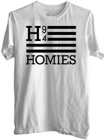 JCPenney Novelty T-Shirts Homies Flag Tee
