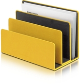 Giorgio Fedon Charme - Yellow Desk Letter Holder