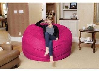Chill Sack Giant 6 ft Bean Bag, Multiple Colors/Fabrics
