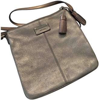 Kate Spade Silver Leather Handbags