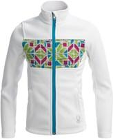Spyder Soiree Core Sweater - Full Zip (For Big Girls)