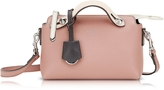 Fendi Rose and Ebano By The Way Mini Satchel Bag