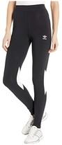 adidas Bellista Tights (Black) Women's Casual Pants