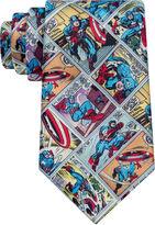 Marvel Comic Tie