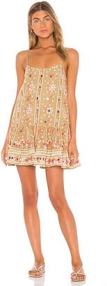 Juliet Dunn Nomad Print Cami Dress