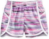 Champion Colorblocked Running Shorts, Big Girls (7-16)