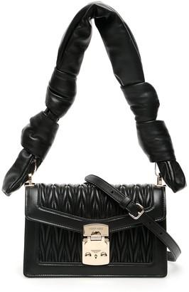 Miu Miu Matelasse Confidential Shoulder Bag