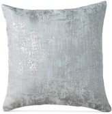 "Donna Karan DKNY Refresh Metallic-Print 16"" Square Decorative Pillow"