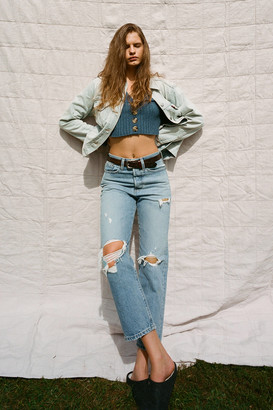Levi's Levis Wedgie Straight Jean Authentically Yours