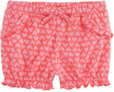 Okie Dokie Pull-On Shorts Baby Girls