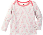 Tea Collection Bambina Purity Tee (Baby Girls)
