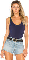 House Of Harlow x REVOLVE Wren Tank Bodysuit in Navy