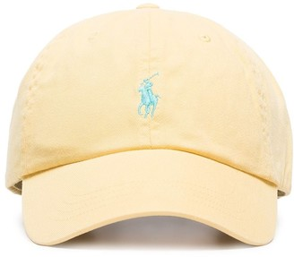 Polo Ralph Lauren Logo-Embroidered Cap