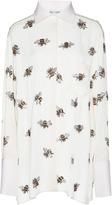 Dice Kayek Embroidered Long Sleeve Shirt