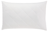 John Lewis The Basics Quilted Microfibre Standard Pillow Protectors, Pair