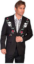 Scully Men's Two Button Blazer P-865