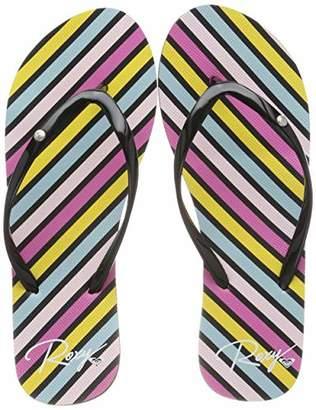 Roxy ROY11) Portofino-Flip-Flops for Women