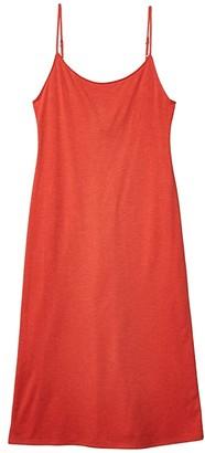 Natori Shangri-La Gown (Heather Red Lava) Women's Pajama