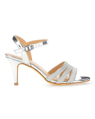 Jd Williams Strappy Occasion Sandals EEE Fit