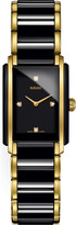 Rado R20845712 Integral ceramic and yellow gold watch