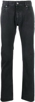 Maison Margiela Straight Leg Slim-Fit Jeans