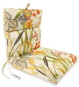 Fishbowl Outdoor Chair Cushion in Seaweed