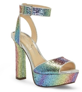 Jessica Simpson Maicie Platform Sandal