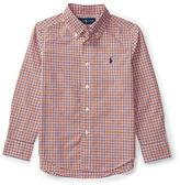 Ralph Lauren Childrenswear Cotton Plaid Shirt