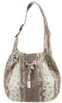 Gucci Lizard Hobo Bag