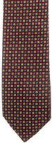 Burberry Patterned Silk Tie