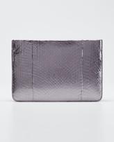 Nancy Gonzalez Small Soft Snakeskin Crossbody Bag