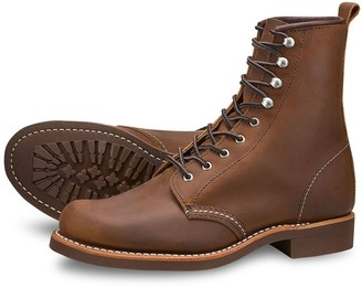 Red Wing Shoes 3362 Silversmith Copper Rough&Tough - US 6 - Brown