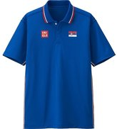 Uniqlo Men Nd Dry Ex Short Sleeve Polo Shirt 16og